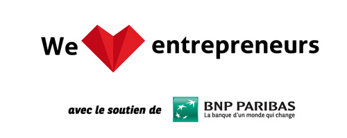 Logo We Love Entrepreneurs
